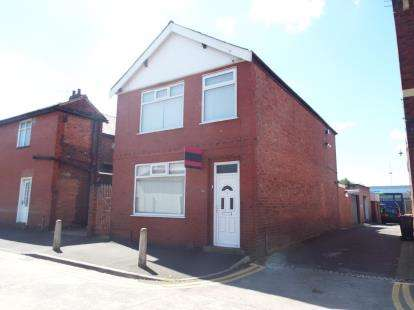 3 Bedrooms Detached House for sale in Ainslie Road, Fulwood, Preston, Lancashire, PR2