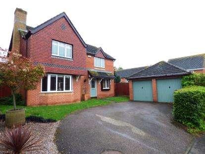 4 Bedrooms Detached House for sale in Fields End Close, Hampton Hargate, Peterborough, Cambridgeshire