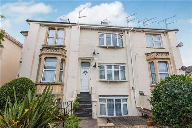 2 Bedrooms Maisonette Flat for sale in Ashley Down Road, Ashley Down, Bristol, BS7 9JZ