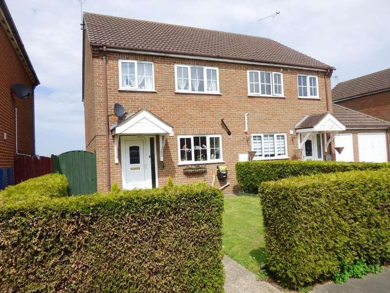 3 Bedrooms Semi Detached House for sale in Gedney