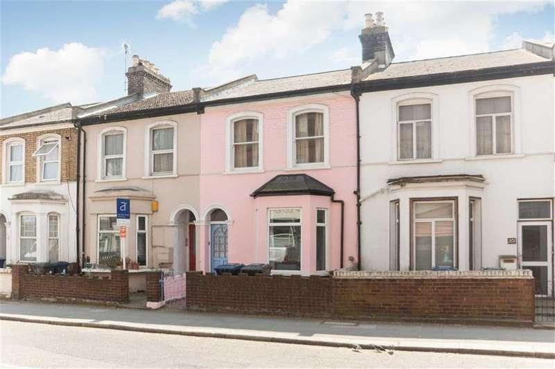 1 Bedroom Flat for sale in Churchfield Road, London