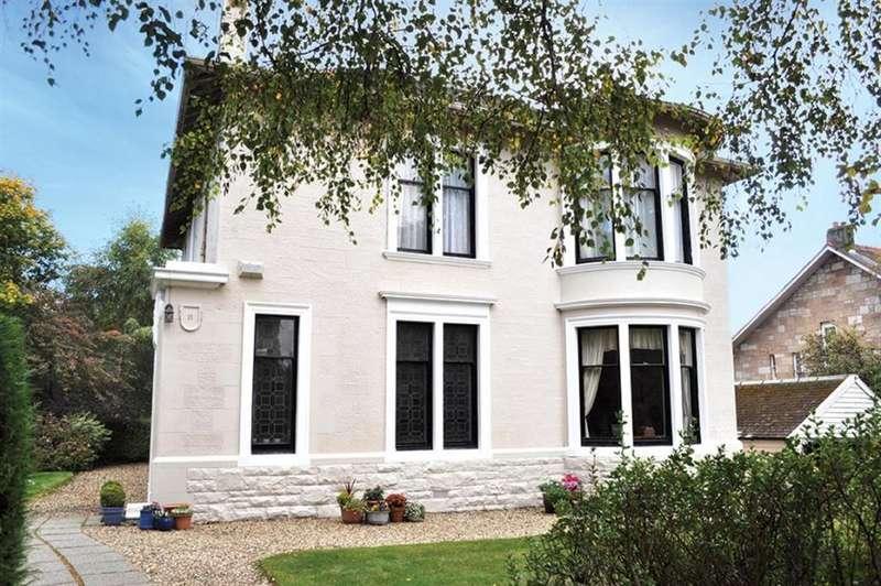 4 Bedrooms Detached House for sale in 21 Leslie Road, Pollokshields, G41 4PP