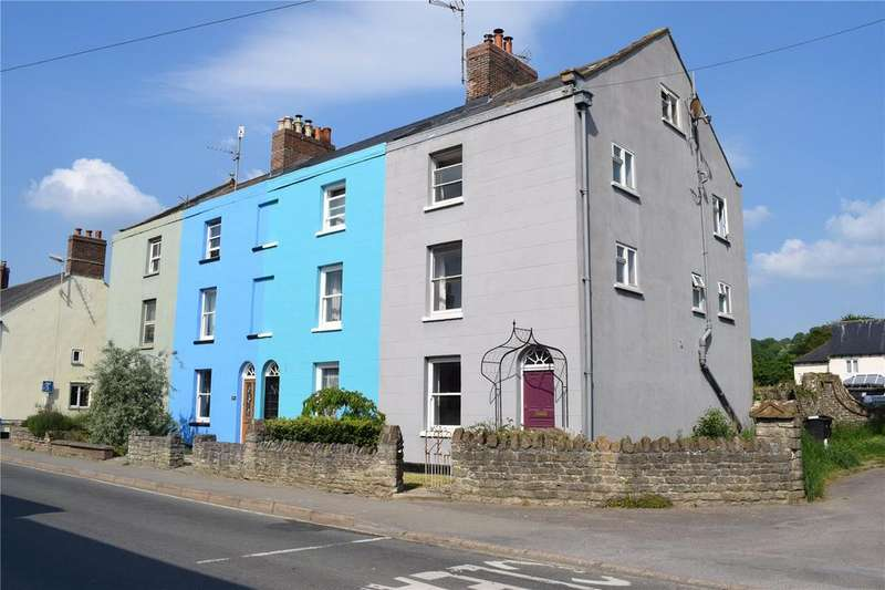 4 Bedrooms End Of Terrace House for sale in South Street, Bridport, Dorset