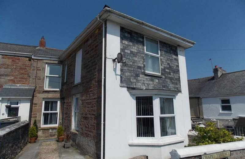 4 Bedrooms Property for sale in Chapel Terrace, Carharrack
