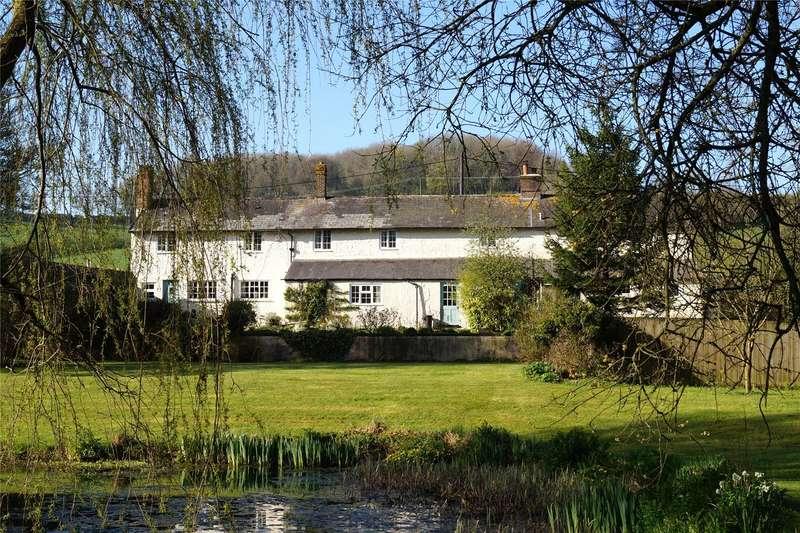 4 Bedrooms Semi Detached House for sale in Southover, Frampton, Dorchester, Dorset, DT2