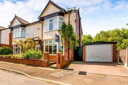 3 Bedrooms Semi Detached House for sale in Grange Road, Bolton, Greater Manchester, BL3