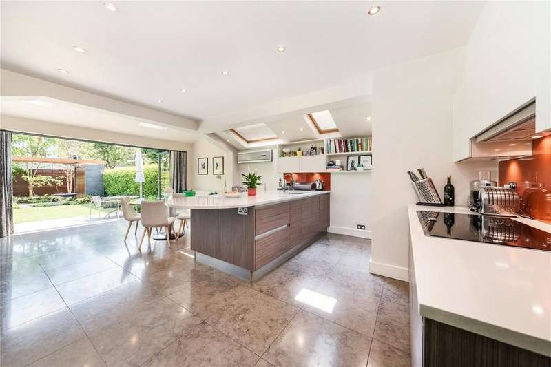 5 Bedrooms Terraced House for sale in Niton Street, 'Alphabets Streets', Bishops Park, Fulham, SW6
