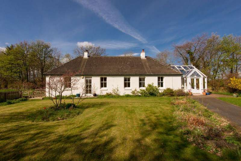 4 Bedrooms Detached House for sale in Winton Lea, Pencaitland, East Lothian, EH34 5AY