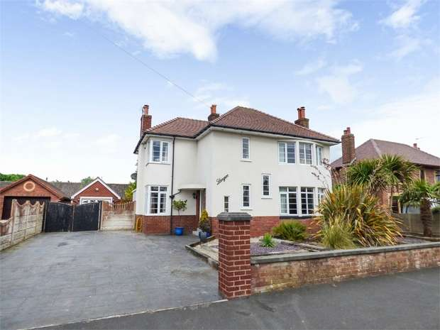 4 Bedrooms Detached House for sale in Hackensall Road, Knott End-on-Sea, Poulton-le-Fylde, Lancashire
