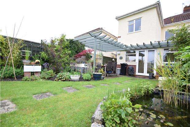 4 Bedrooms Semi Detached House for sale in Sherwood Road, Keynsham, BRISTOL, BS31 1DA