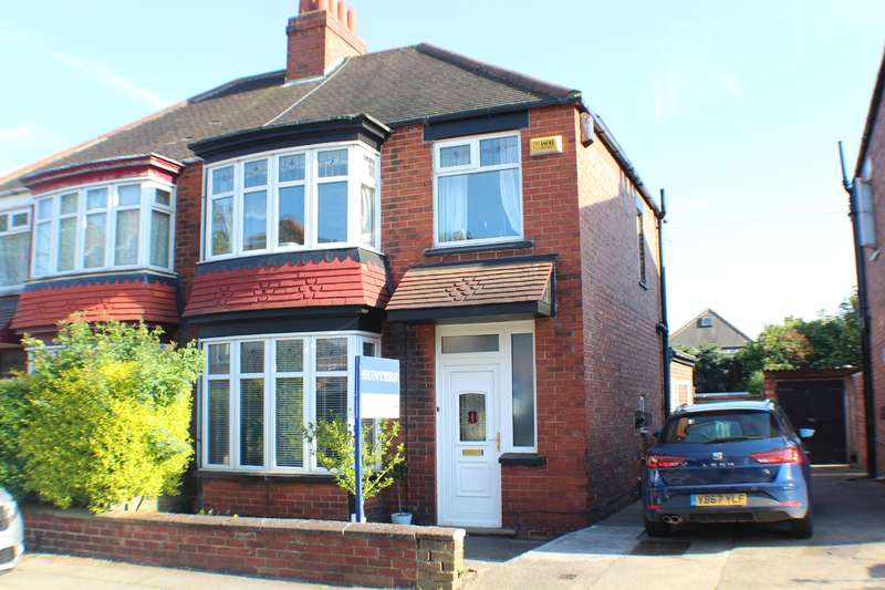 3 Bedrooms Semi Detached House for sale in Lichfield Road, Linthorpe, Middlesbrough, TS5 6QA