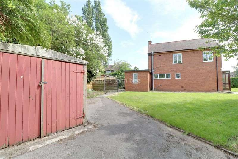 3 Bedrooms Detached House for sale in Rood Hill, Lower Heath, Congleton