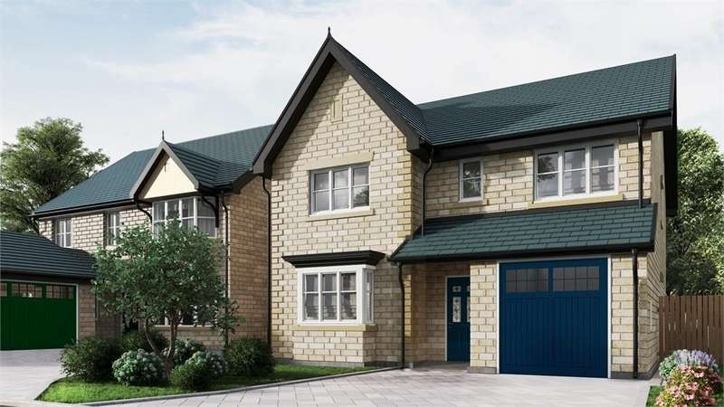 4 Bedrooms Detached House for sale in Whinney Lane, Blackburn, Lancashire