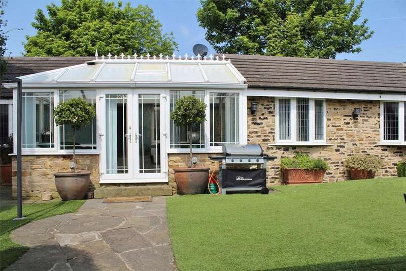 3 Bedrooms Detached Bungalow for sale in Oaks Lane, SHEFFIELD, South Yorkshire
