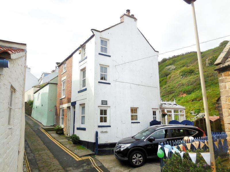 3 Bedrooms House for sale in Church Street, Staithes