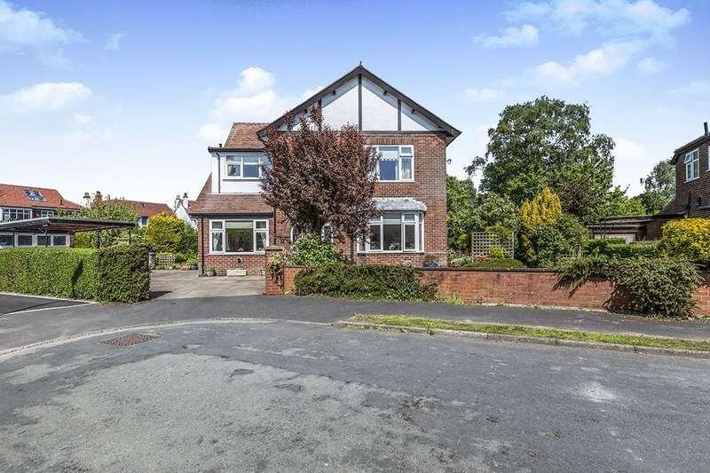 4 Bedrooms Detached House for sale in Northlands, Fulwood, Preston, PR2