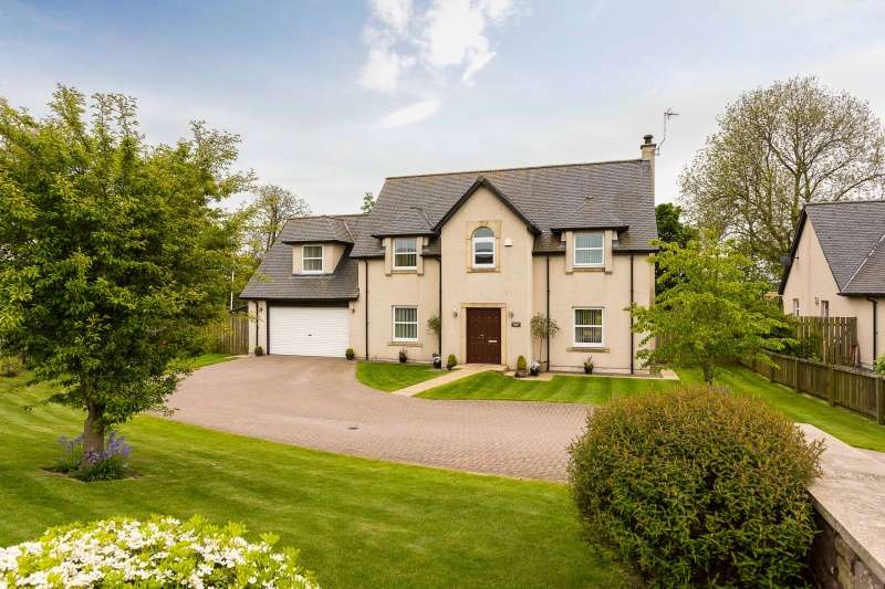 5 Bedrooms Detached House for sale in , Boysack Mill, Arbroath, Angus, DD11 4RX