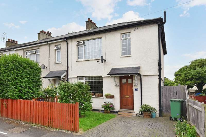 3 Bedrooms House for sale in Willow Road, W5