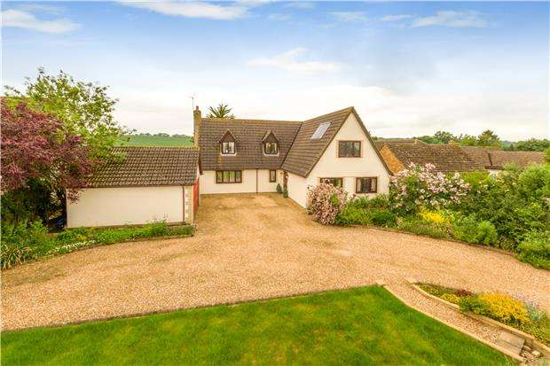 5 Bedrooms Detached House for sale in Rutten Lane, Yarnton, KIDLINGTON, Oxfordshire, OX5 1LT