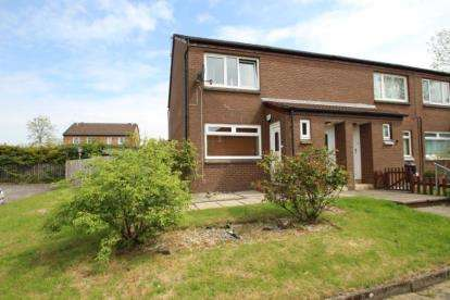 1 Bedroom Flat for sale in Newcastleton Drive, Summerston, Glasgow