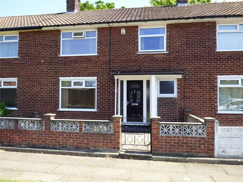3 Bedrooms Terraced House for sale in Molland Close, Liverpool, Merseyside, L12
