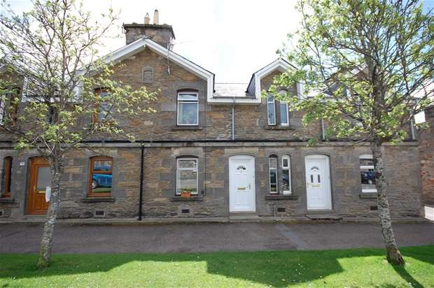 2 Bedrooms Terraced House for sale in Main Street, Newmill, Keith