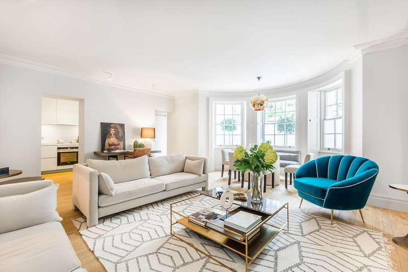 2 Bedrooms Flat for sale in Kensington Park Gardens, Notting Hill, W11