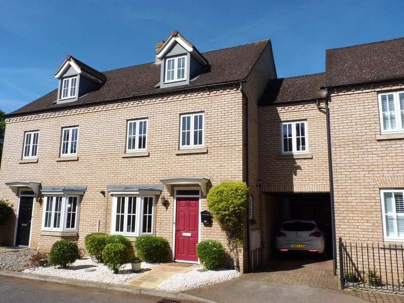 4 Bedrooms Town House for sale in Ibbett Lane, Potton, Bedfordshire SG19