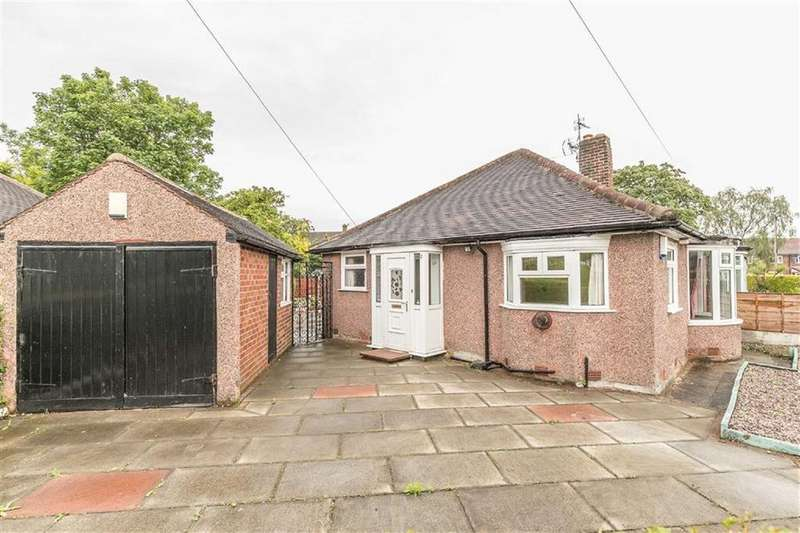 1 Bedroom Semi Detached Bungalow for sale in Surtees Road, Northern Moor