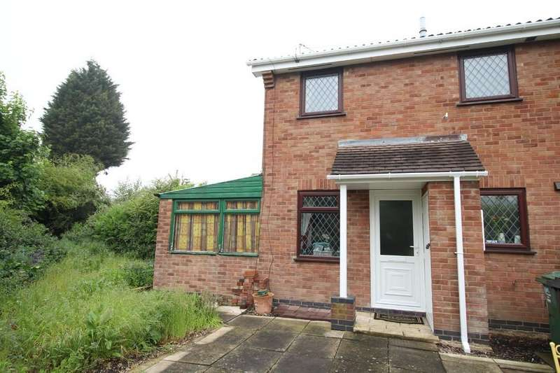 1 Bedroom End Of Terrace House for sale in Herriot Way, Loughborough