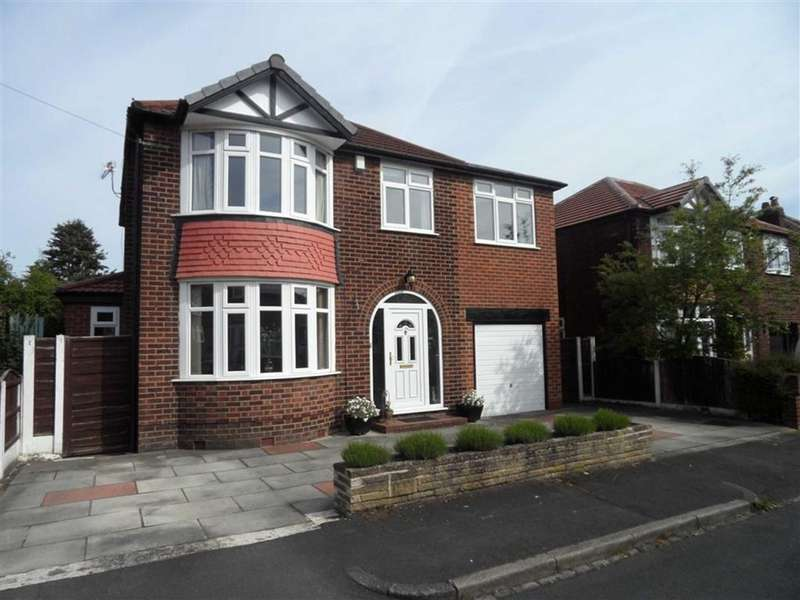4 Bedrooms Detached House for sale in Cranston Grove, Gatley