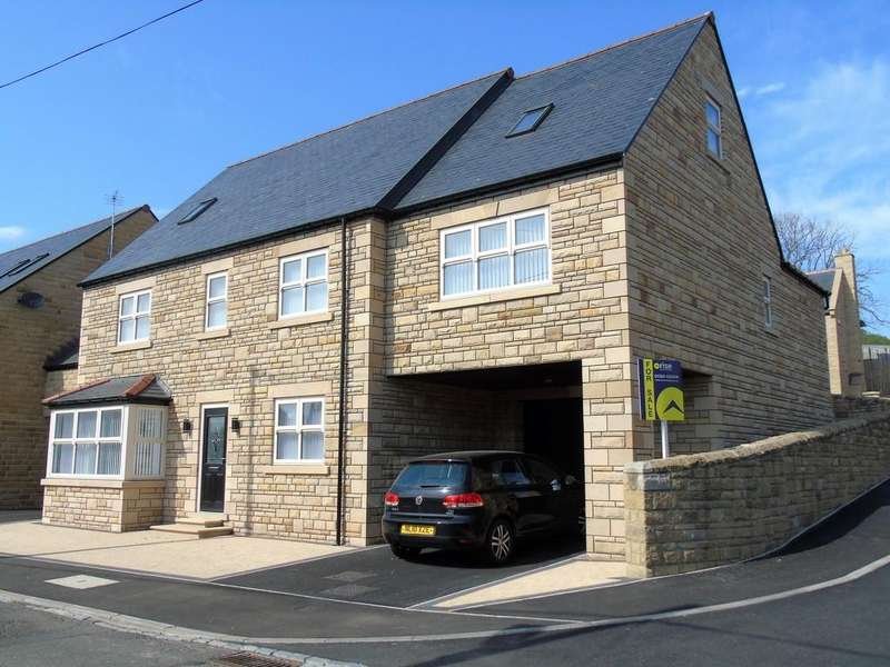 5 Bedrooms Detached House for sale in Lydgate Lane, Wolsingham