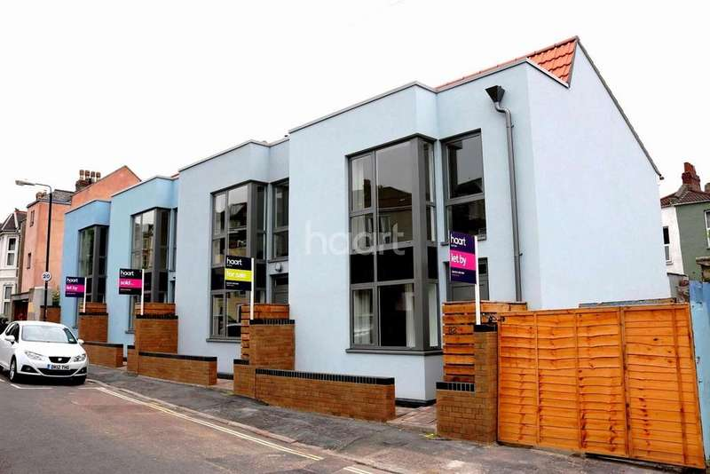 2 Bedrooms Terraced House for sale in St Andrews Road, Montpelier, Bristol