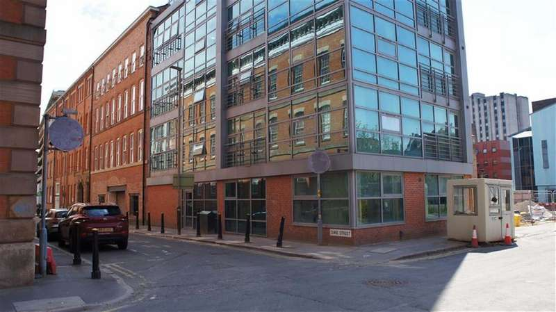 2 Bedrooms Apartment Flat for sale in 1 Duke Street, Leicester City Centre