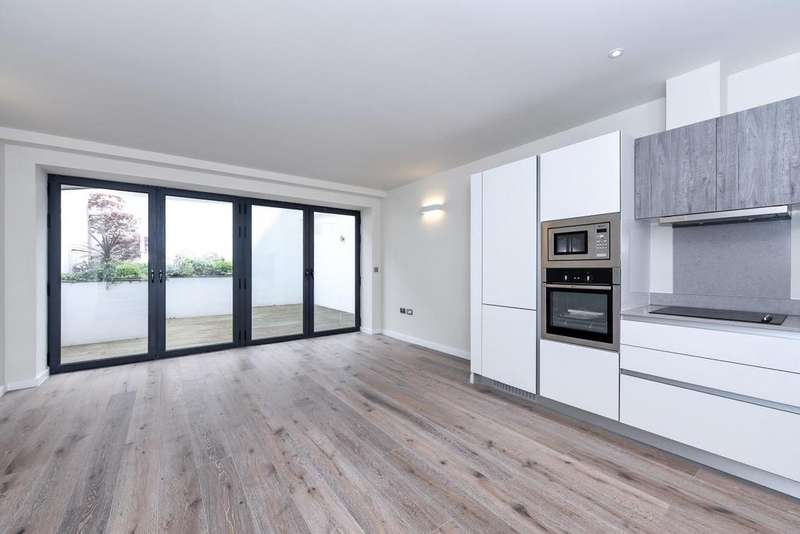 2 Bedrooms Flat for sale in Archway Road, Hihgate
