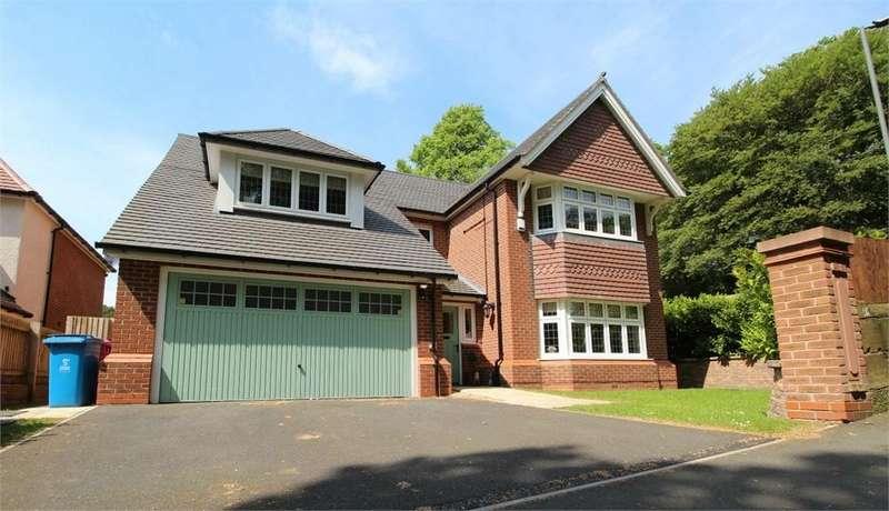 5 Bedrooms Detached House for sale in Heath Road, Allerton, LIVERPOOL, Merseyside