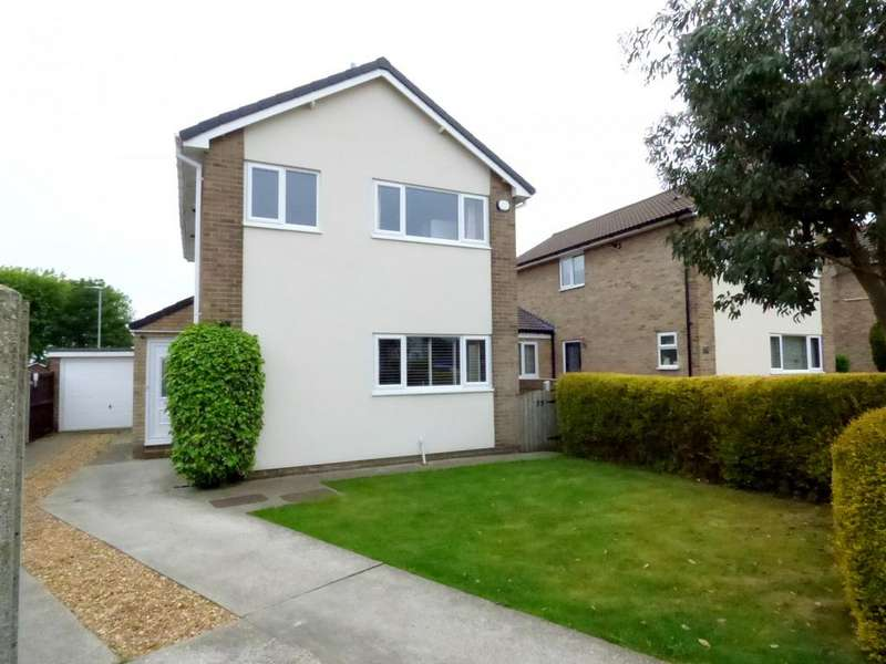3 Bedrooms Detached House for sale in Ainderby Grove, Stockton-On-Tees, TS18
