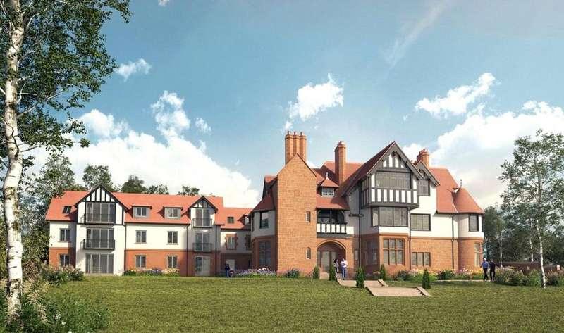 3 Bedrooms Flat for sale in Plot 2 - Morar House, Upper Colhoun Street, Helensburgh, Dunbartonshire, G84