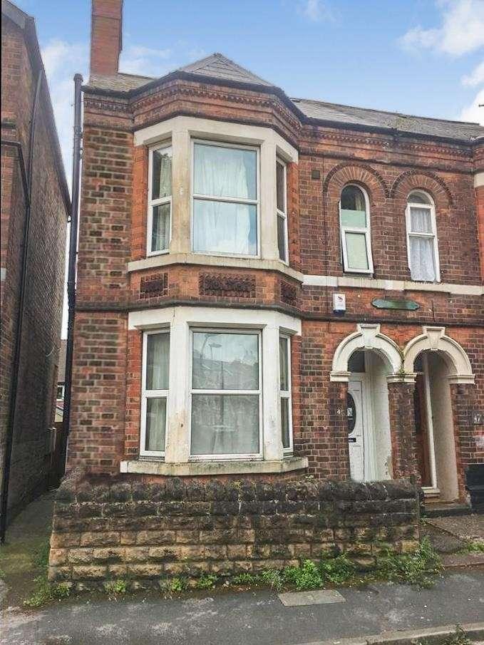7 Bedrooms Property for sale in Sherwin Road, Lenton, Nottingham, Nottinghamshire