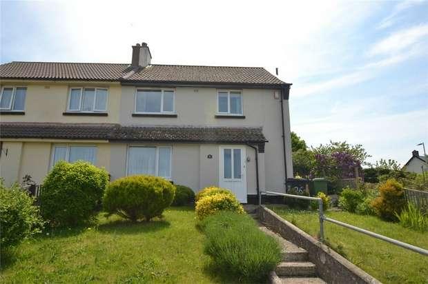 3 Bedrooms Semi Detached House for sale in BARNSTAPLE, Devon
