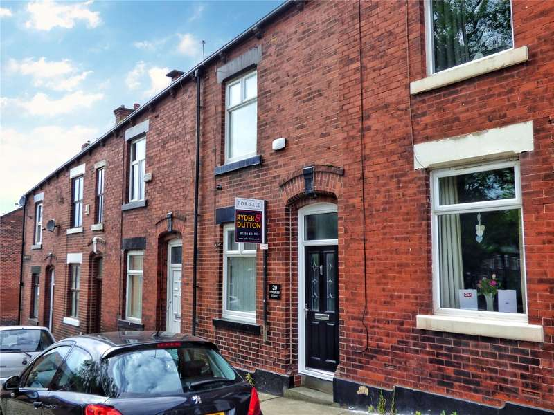 2 Bedrooms Terraced House for sale in Finsbury Street, Rochdale, Greater Manchester, OL11