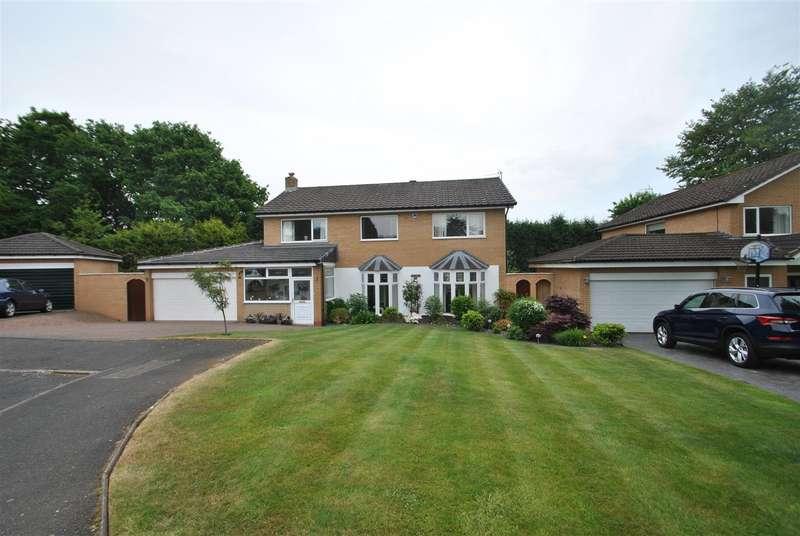 4 Bedrooms Detached House for sale in Beechways, APPLETON, Warrington, WA4