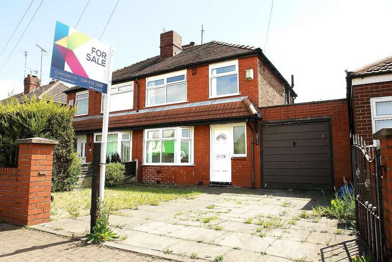 3 Bedrooms Semi Detached House for sale in Broadway, Chadderton