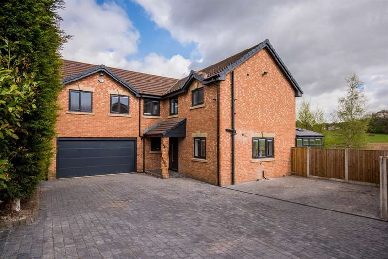 5 Bedrooms Detached House for sale in Drywood Avenue, Worsley, Manchester, M28 2QA