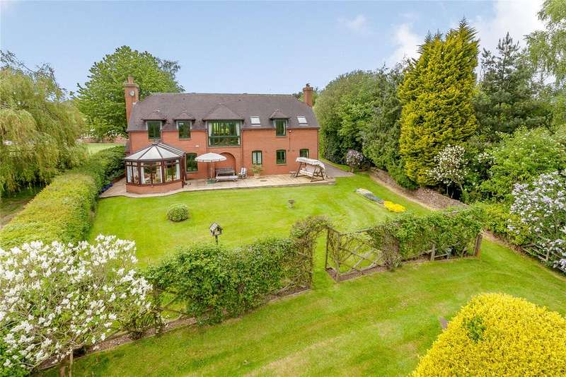 3 Bedrooms Detached House for sale in Marchamley, Shrewsbury