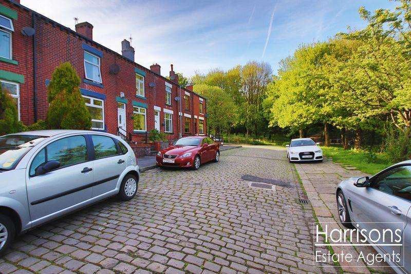 3 Bedrooms Terraced House for sale in Holly Grove, Heaton, Bolton, Lancashire.