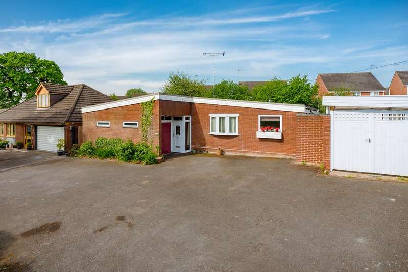 3 Bedrooms Detached Bungalow for sale in Cannon Hill Road, Coventry