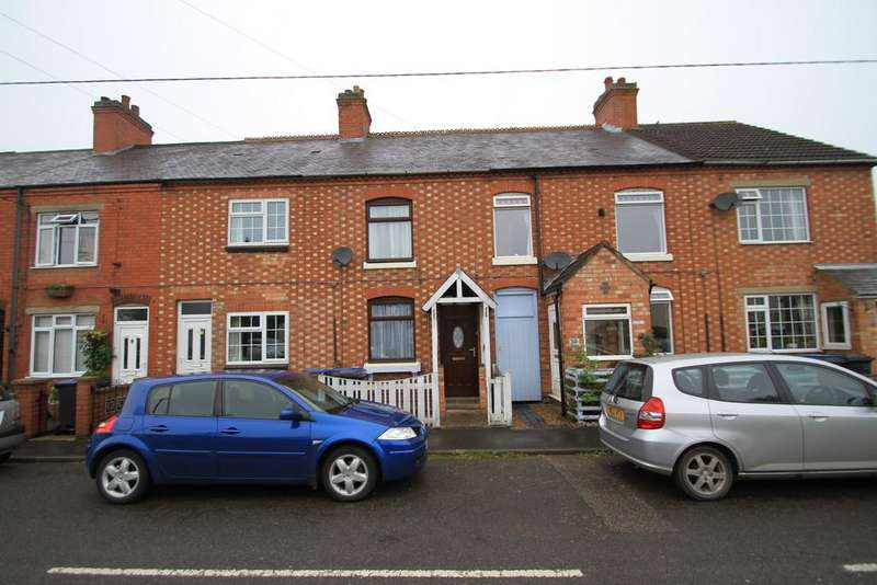 2 Bedrooms Terraced House for sale in Mill Lane, Newbold Verdon, Leicester