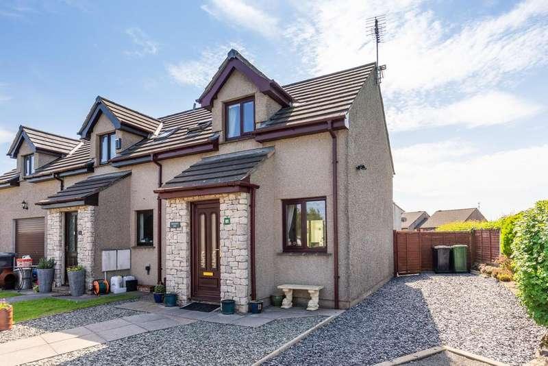 2 Bedrooms Semi Detached House for sale in Meadow's End, 14 Eccleston Meadow, Flookburgh, Grange over Sands, Cumbria, LA11 7NE