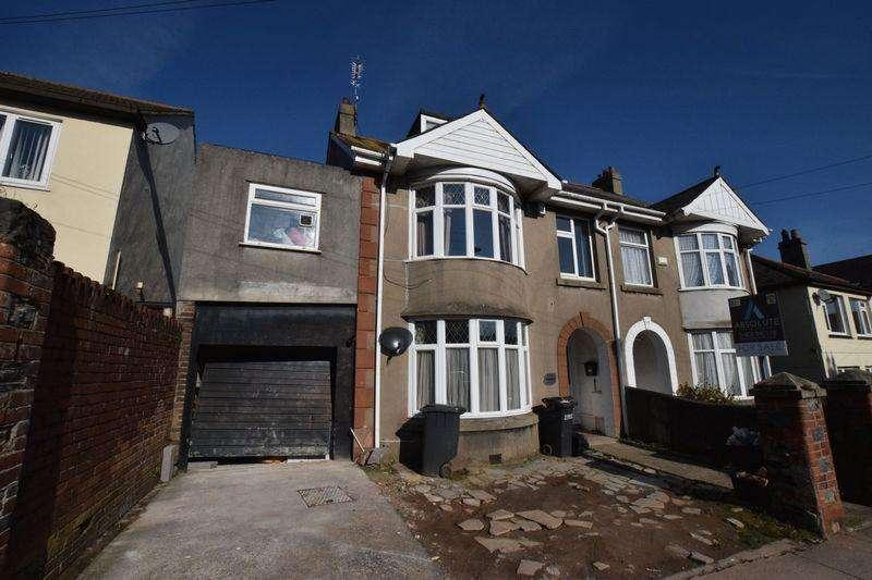 5 Bedrooms Semi Detached House for sale in Drew Street, Brixham